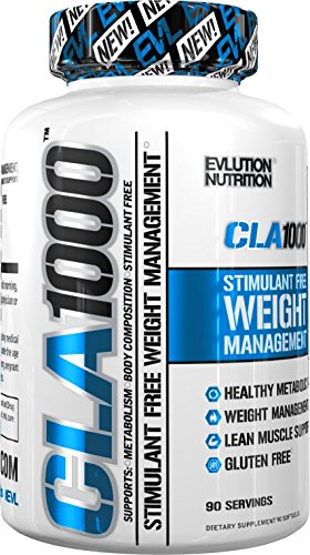 Cla 1000 Conjugated Linoleic Acid 90 Serving Soft Gel Weight Loss