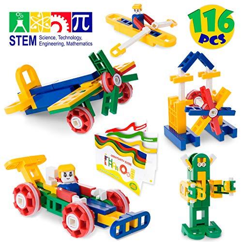 Stem Learning Toys for Girls & Boys - Building Toys ...
